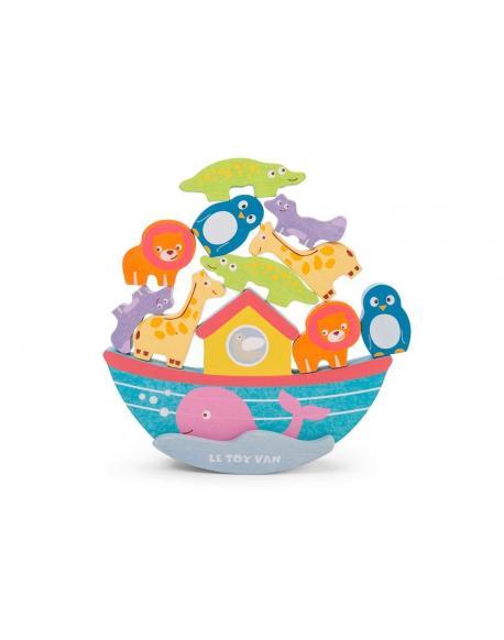 Hra Le Toy Van balanční Noemova archa