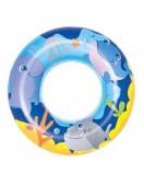 Nafukovací kruh potištěný 51 cm